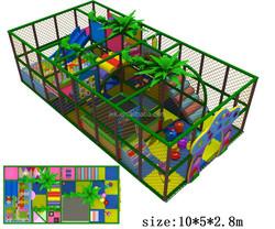 indoor inflatable playground, kids indoor tunnel playground, indoor playground set