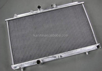 all aluminum auto radiator for Japan Korea America Euro cars