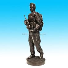 fantasy bronze antique custom resin figure for sale