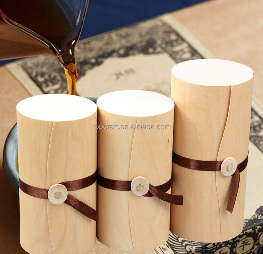2015 New Products Handmade Birch Gift Boxes Natural Birch