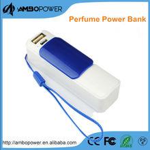 external solar power bank charger 2600mah