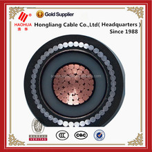 8.7/15kV 19/33kV MV 300mm single core cable