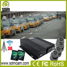 Motion activated full hd car dvr,With RS232/485 interface