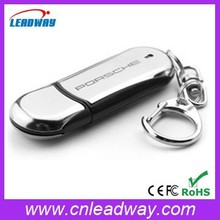 Chrome USB Thumb Drive with large branding area for logos bulk best price