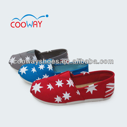Flower Lady Injection Shoes China Manufacturer