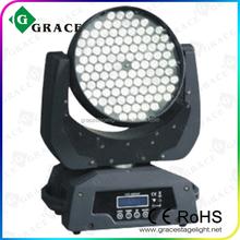LED moving head wash 108 x 3w leds