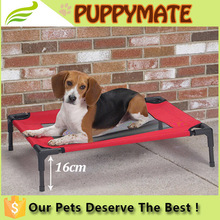 Waterproof Fabric Elevated/Raised Dog Cot Bed For Large Dogs, Outdoor Dog Bed