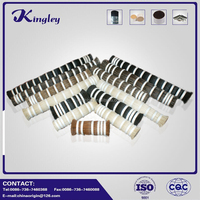 Comed dressed washed mixed white black grey horse mane horse tail horse hair for brush