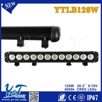 Y&T Turbo 4pcs 120w Waterproof Spot Beam LED Work light