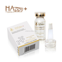 Nourishing and firming extreme whiteness of skin / whitening face serum cosmetic