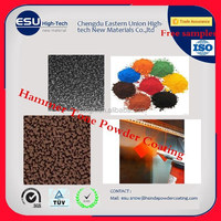 Sample available factory directly High quality Electrostatic Polyester Copper Powder Coating