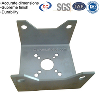Metal brackets for wood