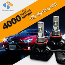 All in one easy installation auto healight h11 for car