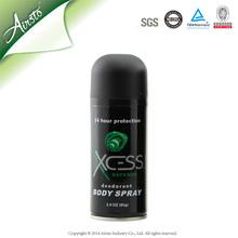 3 OZ Men Body Spray