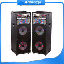 Eco-Friendly 15 inch speaker subwoofer