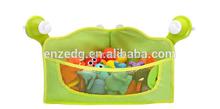 Bath Time/Bathroom Large Nylon Mesh Bath Tub Toy Bag Clippasafe Baby Bath Toy Storage Bag Suction Cup Organizer