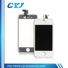 Original quality lcd assemble for iphone 4s,for iPhone 4s parts with one year warranty