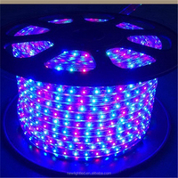 Factory price 60LEDs white/ red/ yellow/ blue/ green/ RGB waterproof 5050 led strip 220v