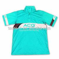Asian European standard size men's polo shirt