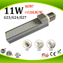 2015 Wholesale Top quality led E27 plc light 11w 1300lm Widely used