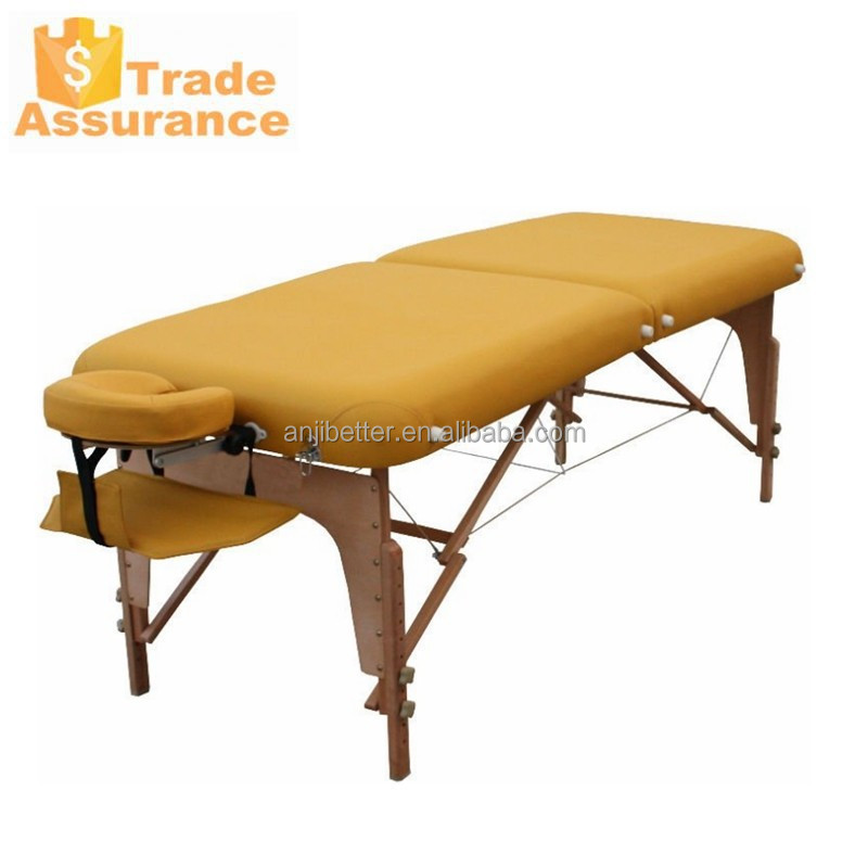 better massage table pliante massage therapy bed buy massage table pliante bamboo massage. Black Bedroom Furniture Sets. Home Design Ideas