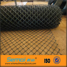 5 foot plastic pvc coated 9 Gauge 1.5 inch Chain Link Wire Mesh Fence
