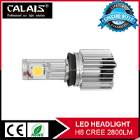 factory price high power 30w 2800lm cr ee led driving light 2s headlight auto bulb