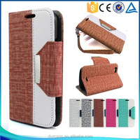 New designs flip wallet cell phone case for LG l Bello D335 D331 D337 L80,flip cover for LG l Bello D335 D331 D337 L80