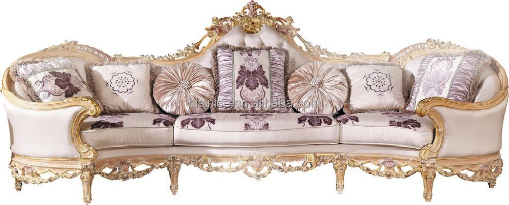 French new baroque classic living room sofa set royal for Sofa royal classic
