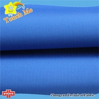 Certificated fr waterproof waterproof polyester canvas fabric for tent