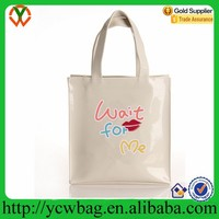 Wholesale Custom Fashion Waterproof PVC Tote HandBag