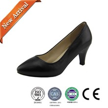 leather women shoes/full grain genuine leather women shoes