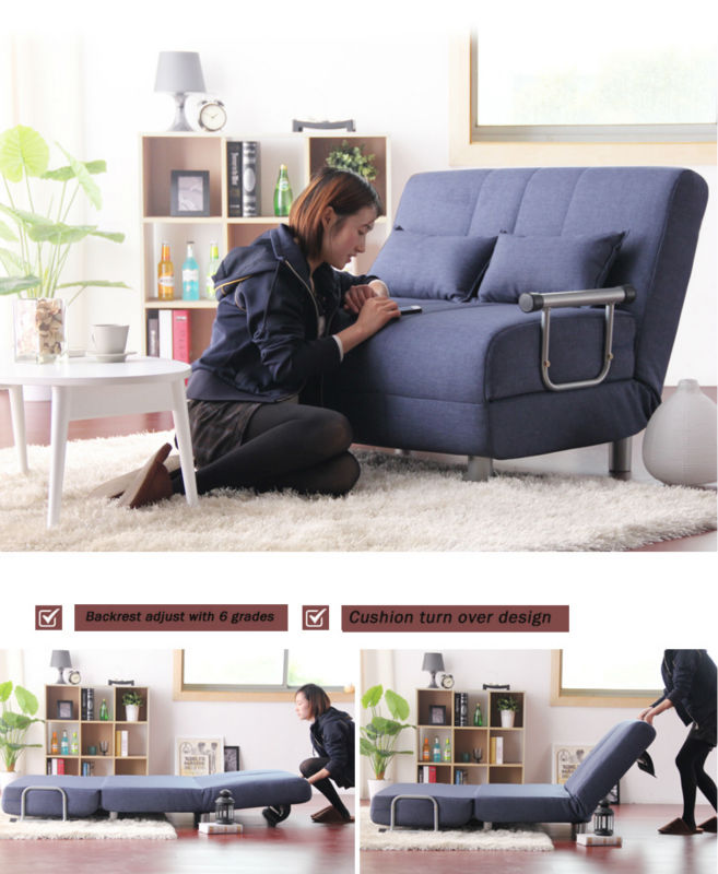 홍보 2 인용 소파 침대 가구/ 직물 접이식 소파 침대 b75-2p-거실 ...
