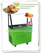 snow ice machine /ice making machine /high quality fried ice cream machine