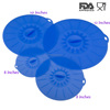 Silicone Pot Lid/ Silicone Pot Cover Lids/ Silicone Suction Bowl Lid And Cup Lid