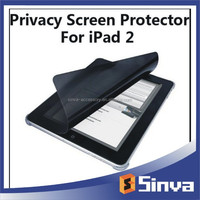 180 Degree privacy screen guard for iPad / iPad air screen guard High quality oem/odm (Privacy)