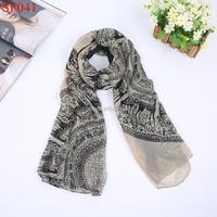 SF041 fashion scarves plaid scarf pashmina poncho manufactures