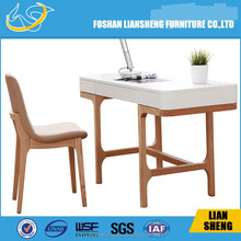 2015 new design home Furniture Wooden L Shaped Executive Desk in 2015 for Canada Market DK002