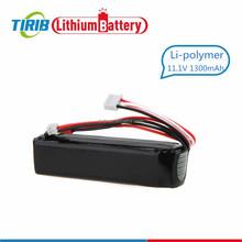 Universal High Rate 1300mah 11.1v Li-ion Power Battery Pack