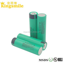 Wholesale panason 18650A 3100mah 3.7V 18650 flat top 18650A rechargeable Lithium Ion Battery