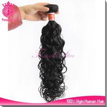 purple real tangle free short bohemian curl human hair weave