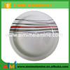 10inch 11inch melamine wide-brimmed plate