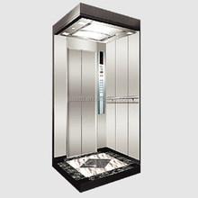 JSSA brand elevator with hydraulic safety gear