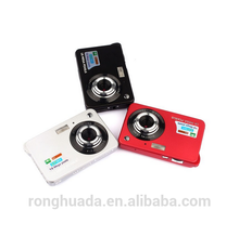 "18Mp Max 1280x720P HD Video Super Gift Digital Camera with 3Mp Sensor 2.7"" LCD Display 8X Digital Zoom and Li-battery"