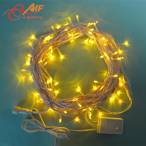 Bulk Order String Lights : Factory Wholesale Wedding Use Waterproof Mini String Light Home Decor Led Chasing Christmas ...