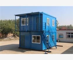 china made new style granny flat container house price prefab cabin container house