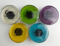 Germanium energy beauty soap with negative ion, different colors for choosing