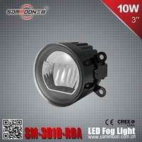 3 Inch 10W LED Fog Light,LED Headlamps_SM-3010-RDA