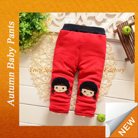 2015 Wholesale adult baby tight fit hot selling printed leggings pant winter baby leggings pants LYD-160