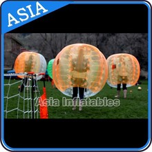 Unique Inflatable Bumper Ball, Bubble Football, Body Zorb For Sale